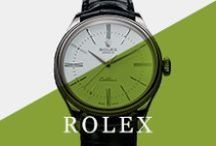 Rolex / Timeless timepieces, by Rolex.