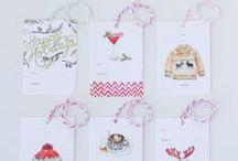lana's shop / gift tags