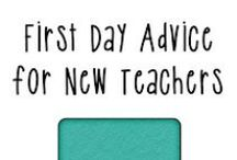 Teaching- First Year Teachers / Supports and Ideas for Early Teachers