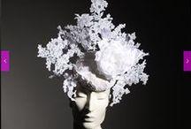 Lace headwear