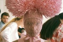 Above the shoulders / headpieces