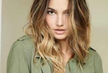 Hair Styles & Cuts / Hair color, styles and cuts I want