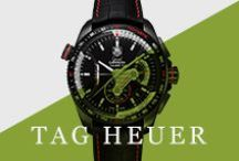 Tag Heuer / Producing some of the finest watches in the world, men and women have been relying on TAG Heuer to stay on time for more than 150 years. Never cracking under the pressure of your life, these prestigious timepieces will create a sensation while remaining affordable. TAG Heuer is one of the most popular and newest designer watch brands available at Brinker's.