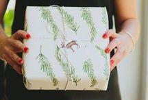 lana's shop / gift wrap