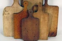 BREAD Boards & CUTTING BOARDS