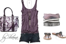 Outfits / by Sarah Cook