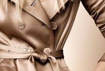 Into The Trenches / #fashion #coats #trench #burberry
