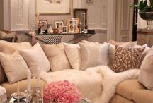 home ideas  / by Mrs. Champagne 💍