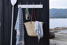OWF SNOR ★ SUMMERHOUSE / Sleeping in a hammock near the beach. Daydreaming about a perfect summerhouse.