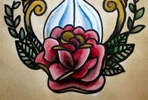 Art/Tattoo Ideas / by Amber Hanstead
