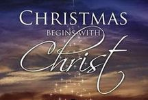 Christmas Joy & Wonder / Christ is the reason for Christmas! Add church service/concerts, children, cookies, carols, cider and candy canes for a memorable yearly celebration of joy and wonder.   / by Barbara Taylor