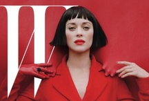 Coveted Covers / #magazines #Vogue #fashion