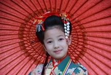 Japanese Children / Japanese kids are so cute! They remind me of little dolls!