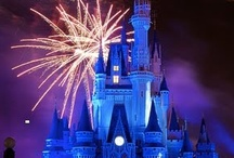disney trips / always planning a disney vacation... / by Michelle