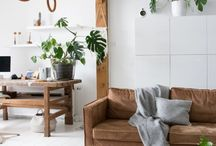 OWF SNOR ★ LIVING / Inspiration for your house (with some color:-))