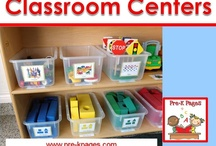 Centers in the Classroom / by Leslie Platzke