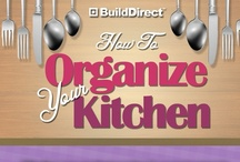 In the Kitchen ... / Organizing and good to know info for in the kitchen / by Monika Farmer