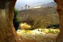He Is Risen! Jesus - His Life / Easter / by Barbara Taylor