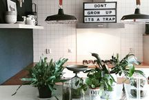 OWF SNOR ★ KITCHEN / Allright, cooking is not one of my favourite things to do. Better make it a nice space to hang out ;-).