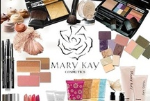 MK  / I LOVE being a beauty consultant!! Mary Kay has amazing products! Please visit www.marykay.com/jillhosinski for the latest in make up trends!! / by Jill Pfyffer
