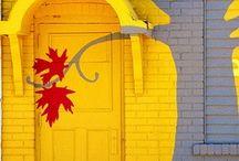 doors and windows / by Rachel Pryer
