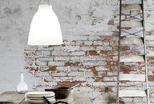 OWF SNOR ★ INDUSTRIAL / Raw materials, metal, concrete. Onwerpfabriek Snor loves an industrial interior.