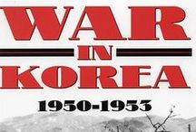 "War Is Not A Police Action / The Korean War (25 June 1950 – 27 July 1953) was a war between Republic of Korea (South Korea, a right-wing government), and Democratic People's Republic of Korea (North Korea,a communist government). It was primarily the result of the political division of Korea by an agreement of the victorious Allies at the end of World War II. Cross-border skirmishes and raids at the 38th Parallel escalated into open warfare. The war was initially described by President Harry S. Truman as a ""POLICE ACTION"". / by Barbara Taylor"