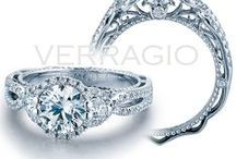 Wedding: Rings / Wedding Rings and Engagement rings to mad hints about!