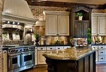 Dream Home - Kitchen / by Angela Pritchard