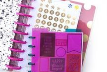 Planners and To-Dos / planner stickers, happy planner stickers, planners, to-dos, stickers, printable stickers