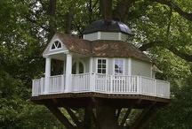 DREAM HOMES-TREE HOUSES
