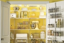 ORGANIZING EVERYTHING  / ALL KINDS OF WAYS TO ORGAINZE YOUR HOME IN ALL AREAS. / by Donna Lucas