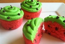 Cupcake Ideas / by Roxanne Curry