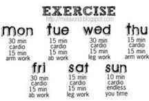 Workouts / by Jessica Ochs
