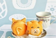 cute bento lunches and kid snacks / by Michelle Wynholds