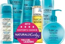 NaturallyCurly.com Giveaways / Giving the gift of FREE hair products for your curls, coils, and waves!   [Giveaways only available to U.S. residents at this time] / by NaturallyCurly.com