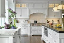 Kitchens / Kitchen Design Inspiration  | A collection of my favorite pins by Joyce Marsh, Interior Designer | Real Estate Broker & Home Stager Florida / by Joyce Marsh