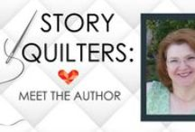 The Authors / by Quilts of Love Fiction