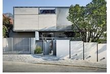 Contemporary buildings - exterior