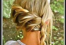 Braids. / A.K.A bad hair day salvation / by Hannah Menendez