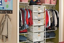 Organization and cleaning tips / by Casey K