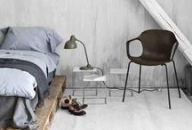 Bedroom = Petejä ja punkka / Kauniita makuuhuoneita, unettavia petejä, kivoja kamoja makuuhuoneeseen