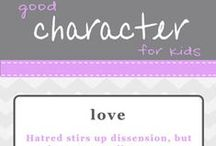 Character Building for Kids