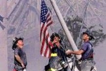 9/11 WE WILL NEVER FORGET! / by Donna Lucas