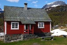 Cottages and Saunas och Hytter = Mökkei ja Saunoi