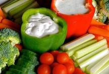 Veggies/Salads/Side Items / by Casey K