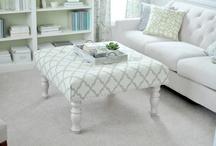 Upholstery / by Denise Thomason