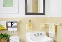 The Yellow Bathroom / by Denise Thomason