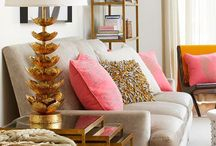 Small Space Decor / Decorating tips for Apartments & Small Spaces | Joyce Marsh Homes and Lifestyles | Central Florida www.JoyceMarsh.com / by Joyce Marsh