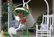 Gardening / by Nancy Bandi
